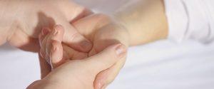 Healing wound